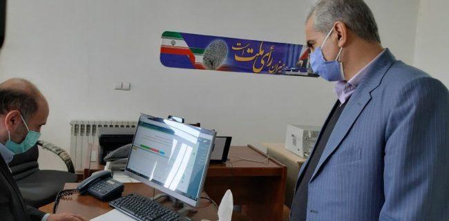 ثبت نام ۱۰۴ نفر در انتخابات ششمین دوره شوراهای اسلامی شهرهای شهرستان پارس آباد