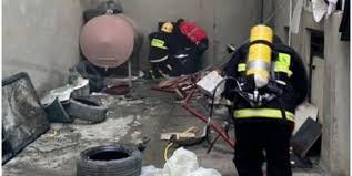 انفجار مواد محترقه در پارس آباد مغان با ۳ مصدوم