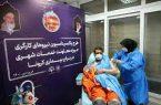 واکسیناسیون ۲هزار نفر از کارگران خدمات شهری شهرداری مشهد در برابر کرونا