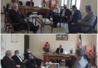 بررسی طرح توجیهی پروژه بازگشایی چهارراه امام(ره) در شهر گرمی