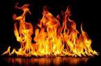 نجات پیرمرد ۷۲ ساله رشتی از تل آتش و دود