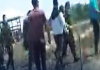 ضرب و شتم کارکنان منابع طبیعی در خشکبیجار رشت