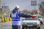 ۸ هزار خودرو در استان زنجان اعمال قانون شدند